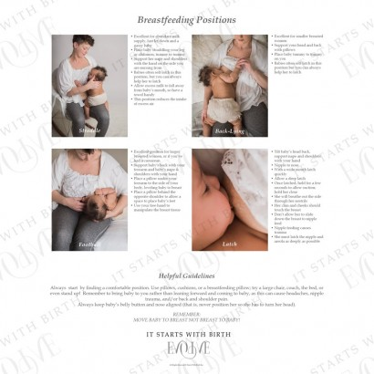 #4 Breastfeeding Positions